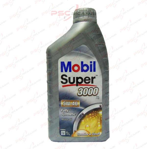 OLIO MOTORE 1L MOBIL SUPER 3000 X1 5W-40