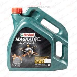 OLIO MOTORE 4L CASTROL MAGNATEC STOP & START 5W-30 C2