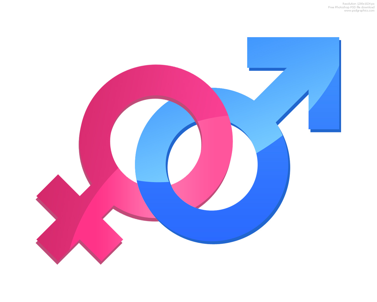 Image result for male and female symbol