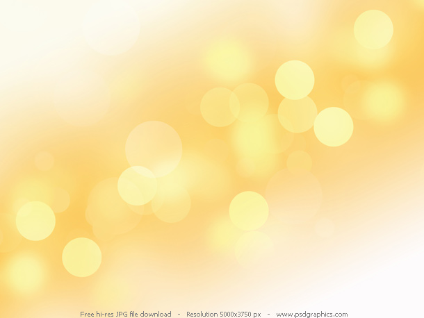 Soft Yellow Orange Background Color