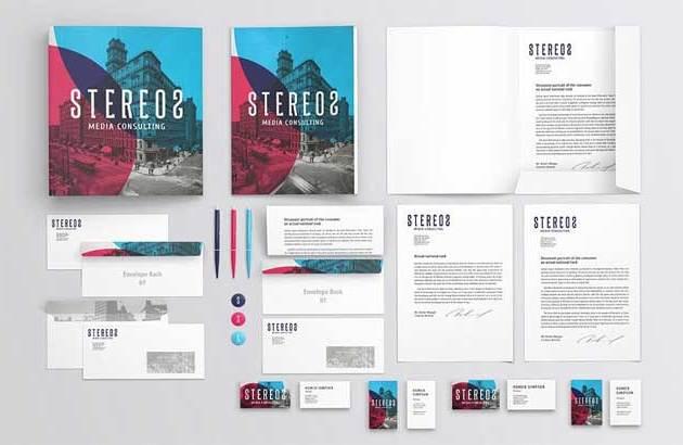 Branding Identity Mockup ByItemBridge 23427 Free Download