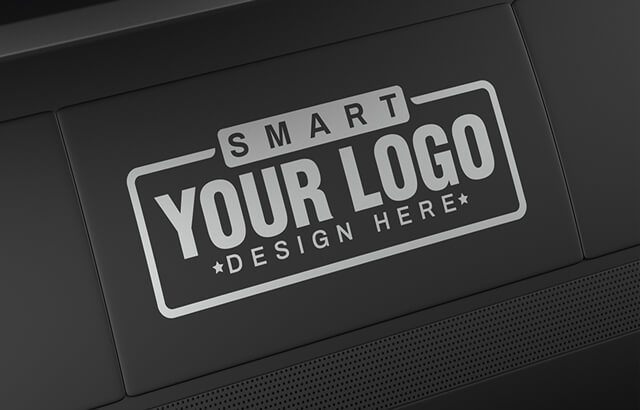 Collection Of Free Logo Mockup In PSD psdly 3