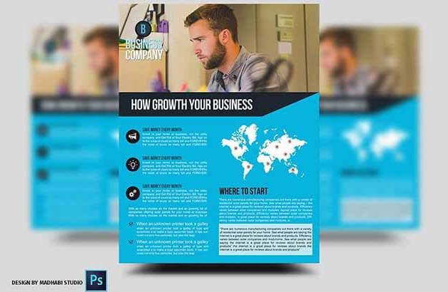 Corporate Flyer Vol 03 Free Download PSDLY