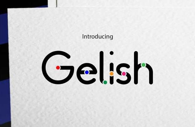 Gelish Sans Serif Font creativemarket Free Download PSDLY