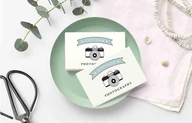 Photography Logo Pack BySwitzergirl Creativemarket Free Download3