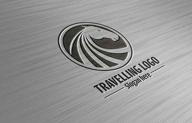 Best 20 Free PSD Logo Mockups For Freelancer 2019 5