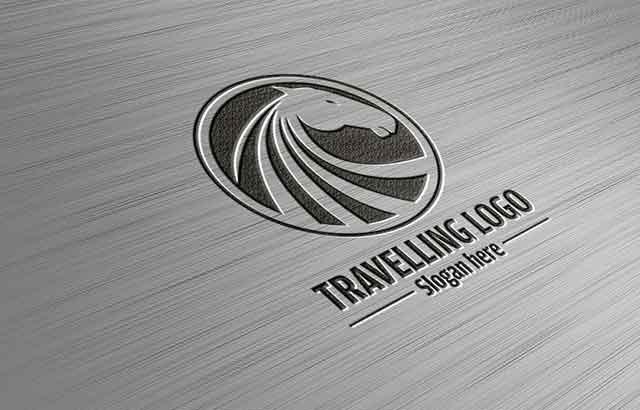 Best 20 Free PSD Logo Mockups For Freelancer 2019 5
