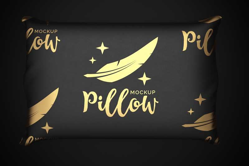 Pillow Logo Mockup