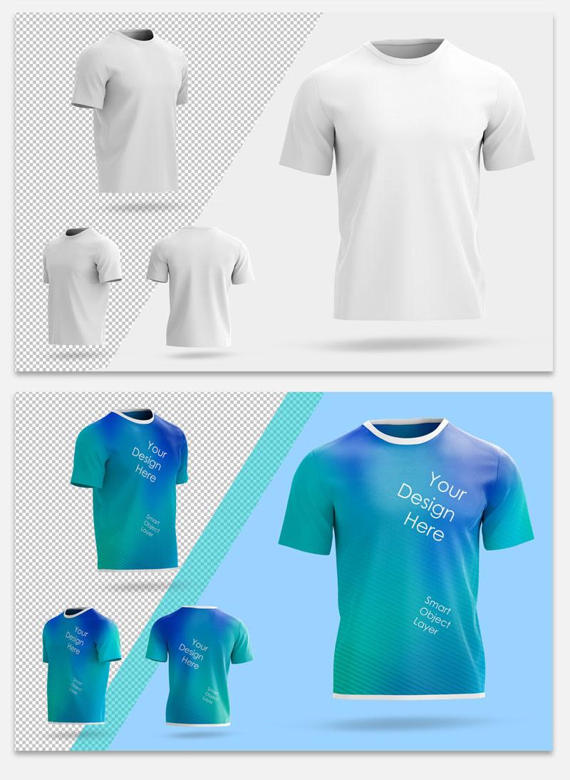 T Shirt Mockup 315690234