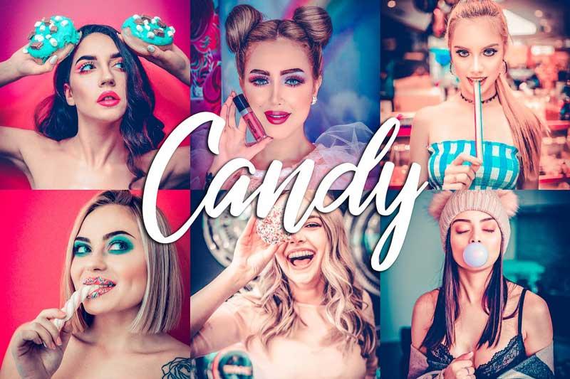 10 Lightroom Presets Candy 3814103 Download