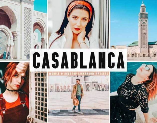 Casablanca Mobile 2526 Desktop Lightroom Presets Download