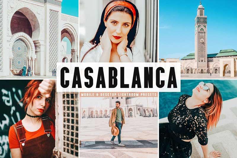 Casablanca Mobile 2526 Desktop Lightroom Presets Download