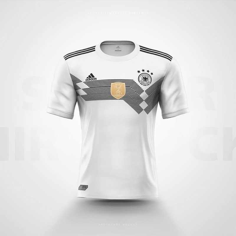 Download Adidas Football Soccer Shirt Builder Mockup Free Download ...