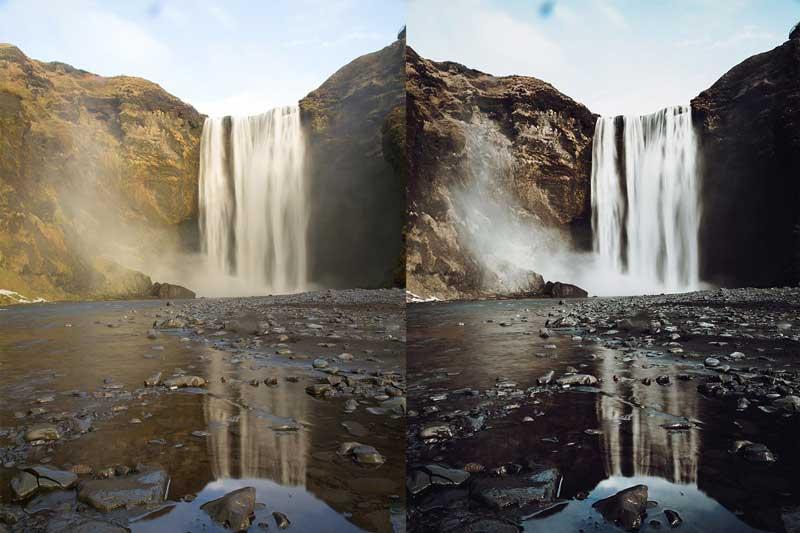 LR Mobile Iceland Landscapes 4518810 Free Download