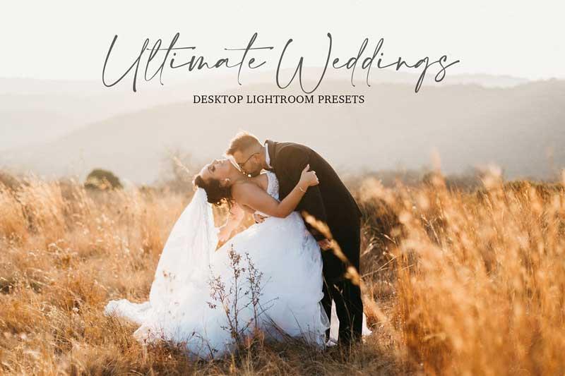 Wedding Lightroom Presets Ultimate 4469830