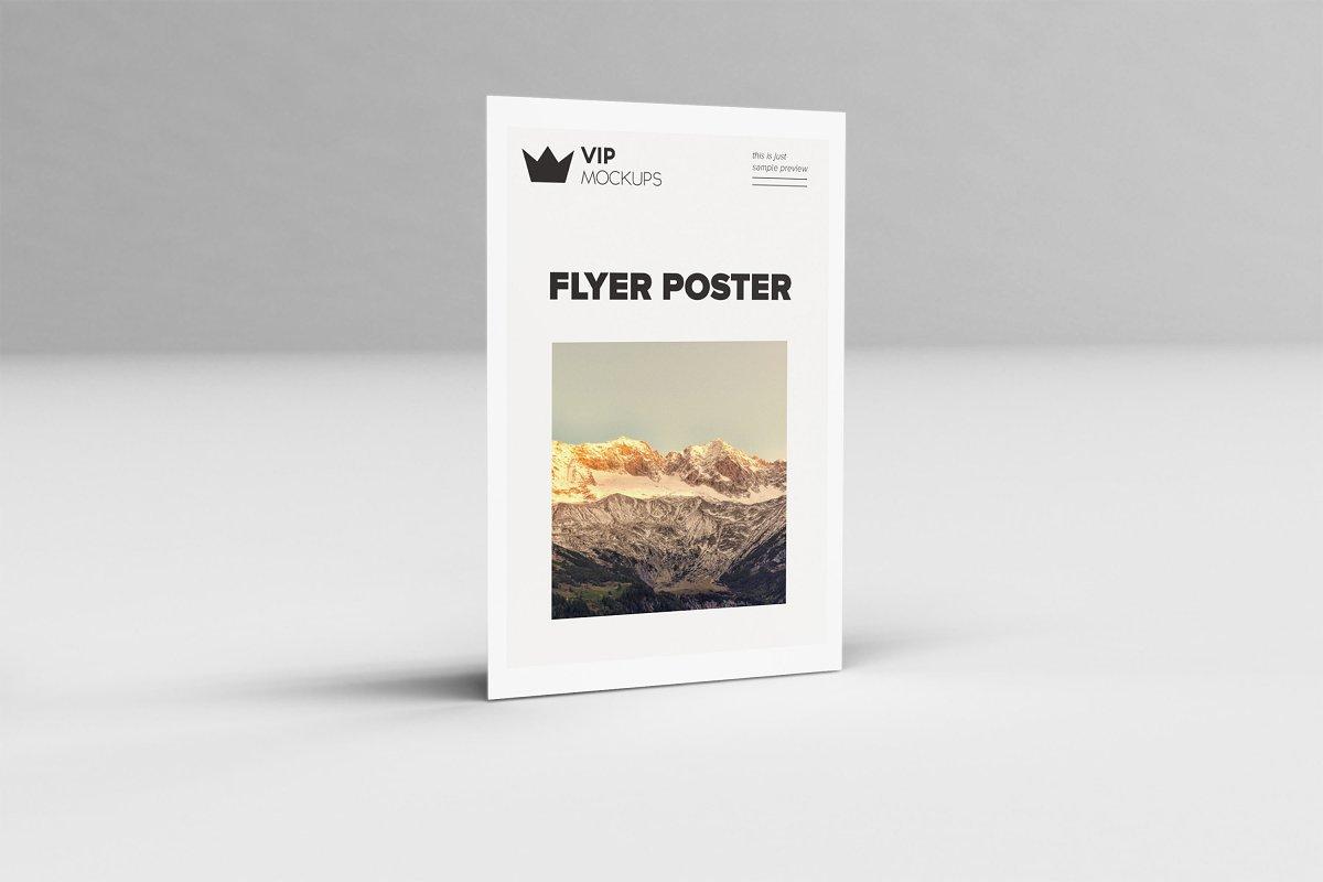 poster flyer mockups 7