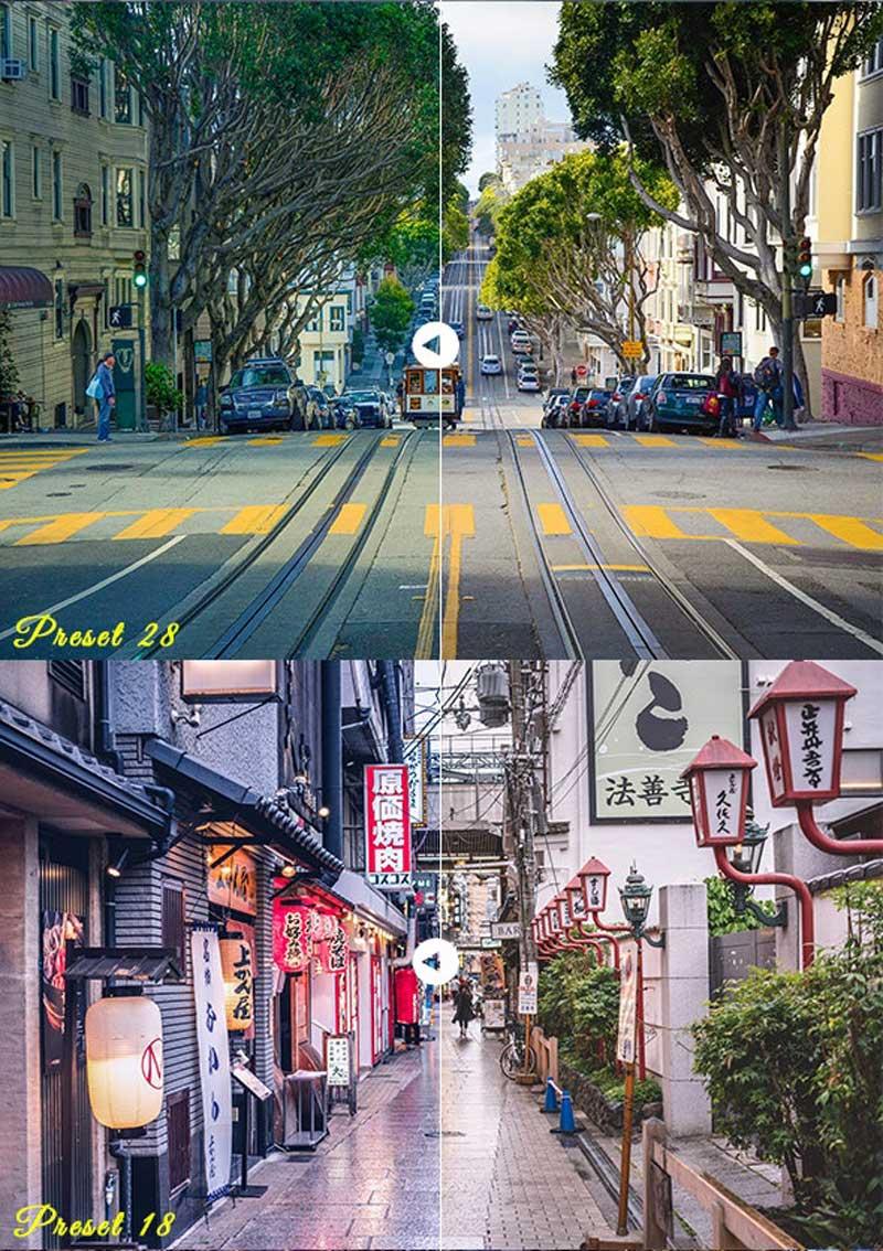 50 Street Photography Lightroom Presets 22938138 Download Now
