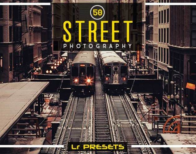50 Street Photography Lightroom Presets 22938138