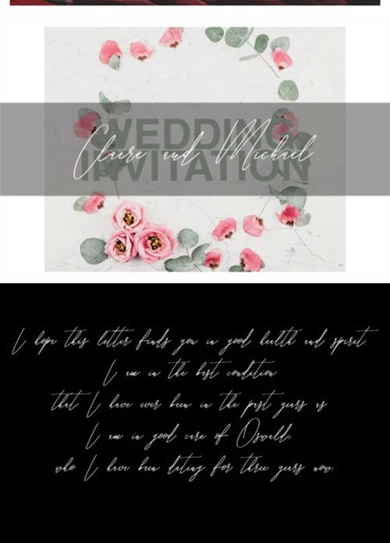 Ceremony Font Download Now