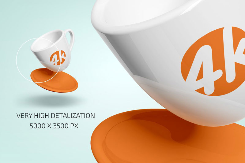 Coffee Mug Mockup 4448910