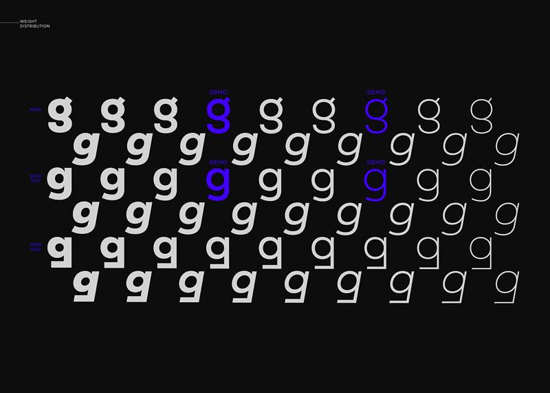 Nexa Font Family 2020 (UPDATED)