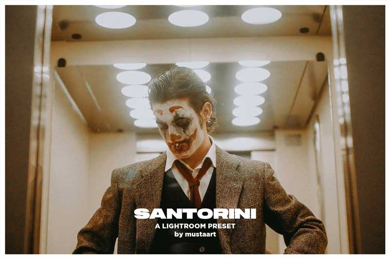 Santorini Cinematic LR Presets 4512927 Download Free