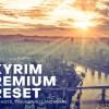 Skyrim High Quality Lightroom Preset