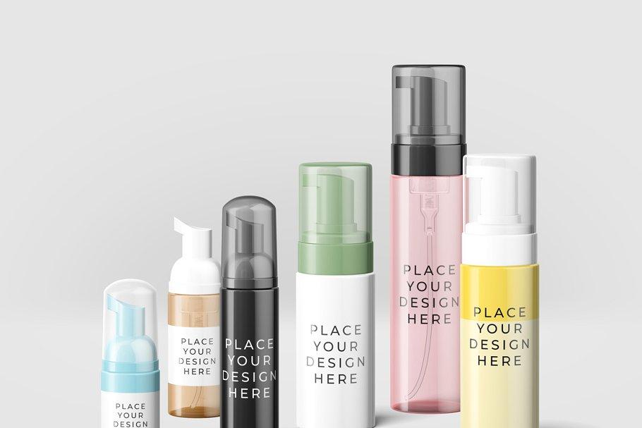 Cosmetic Bottles Mockup Vol 6 2752393