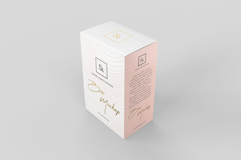 Box / Packaging Mockup 4012445