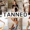 Tanned Lightroom Presets Pack