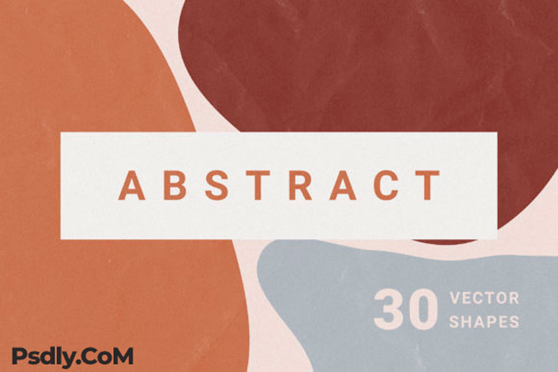 Abstract Vector Shapes