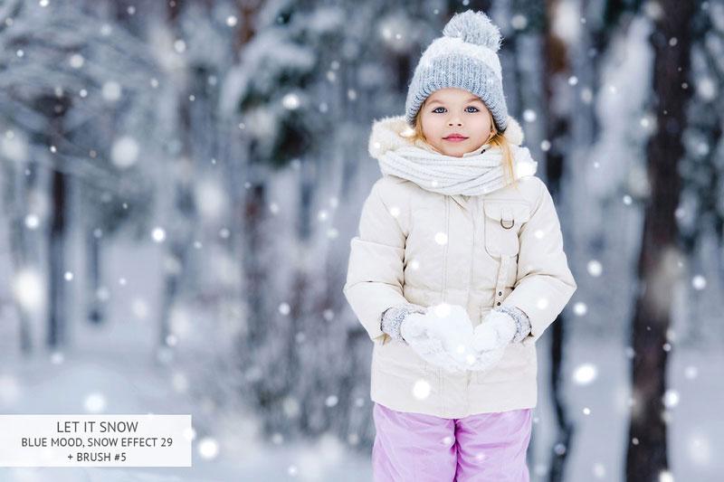 Let it Snow Lightroom Presets 3416139