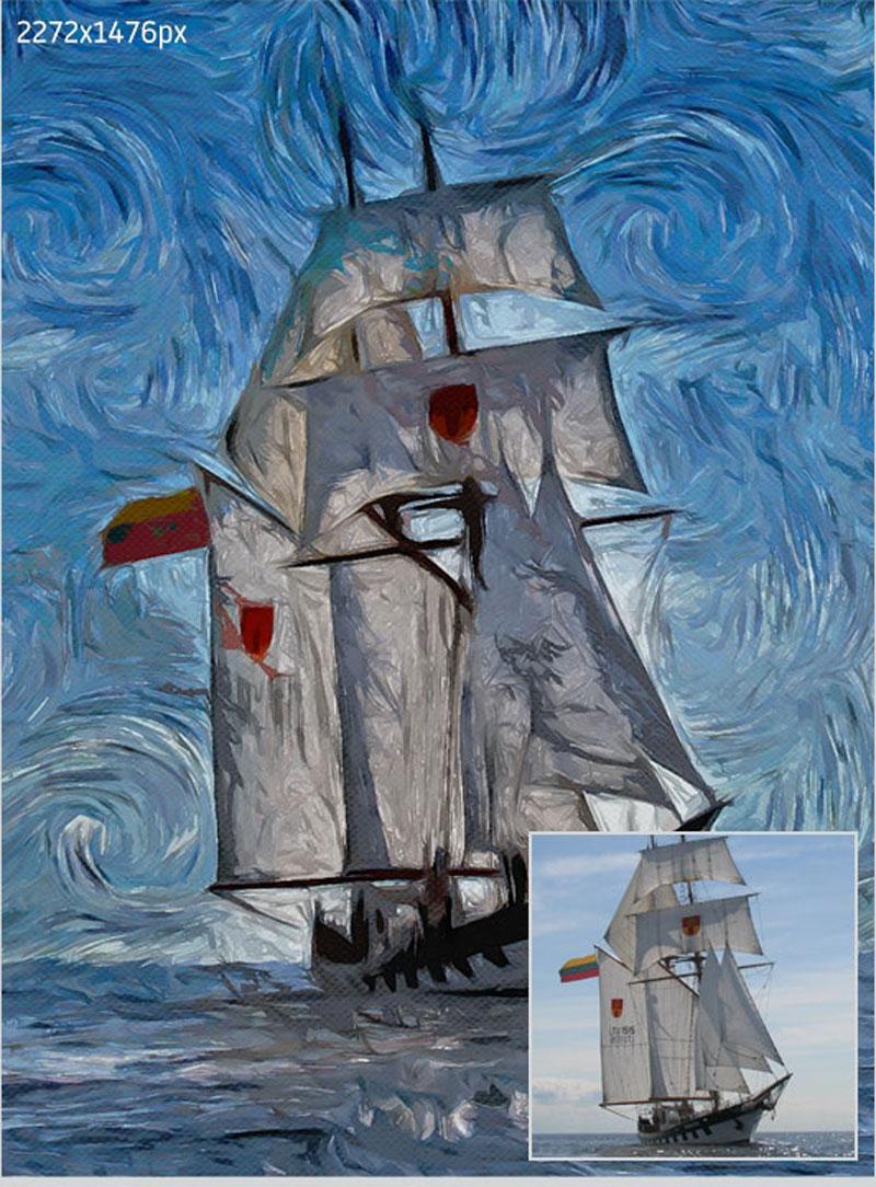 Magic Brush Painting Action 26535267