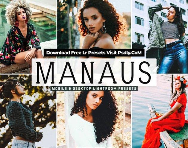 Manaus Pro Lightroom Presets 4971167 Free Download
