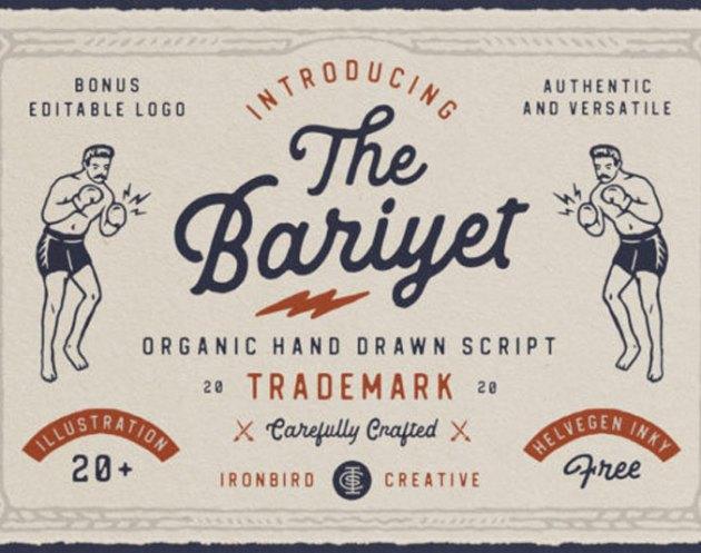 The Bariyet Font
