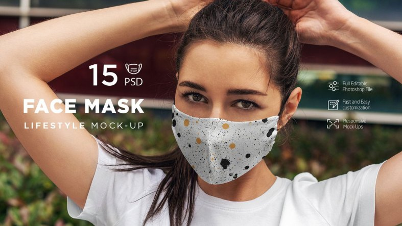 Face Mask MockUp Lifestyle 5010903