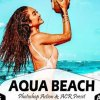 10 Aqua Beach Photoshop Actions and ACR 4453672