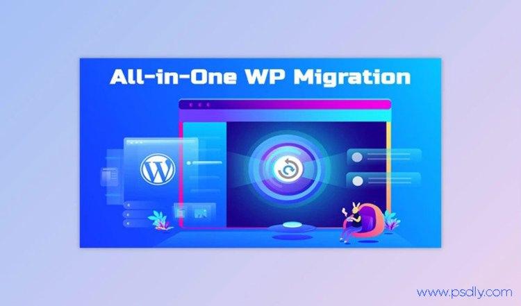 All-in-One WP Migration v7.17 + All-in-One WP Migration Premium Extensions