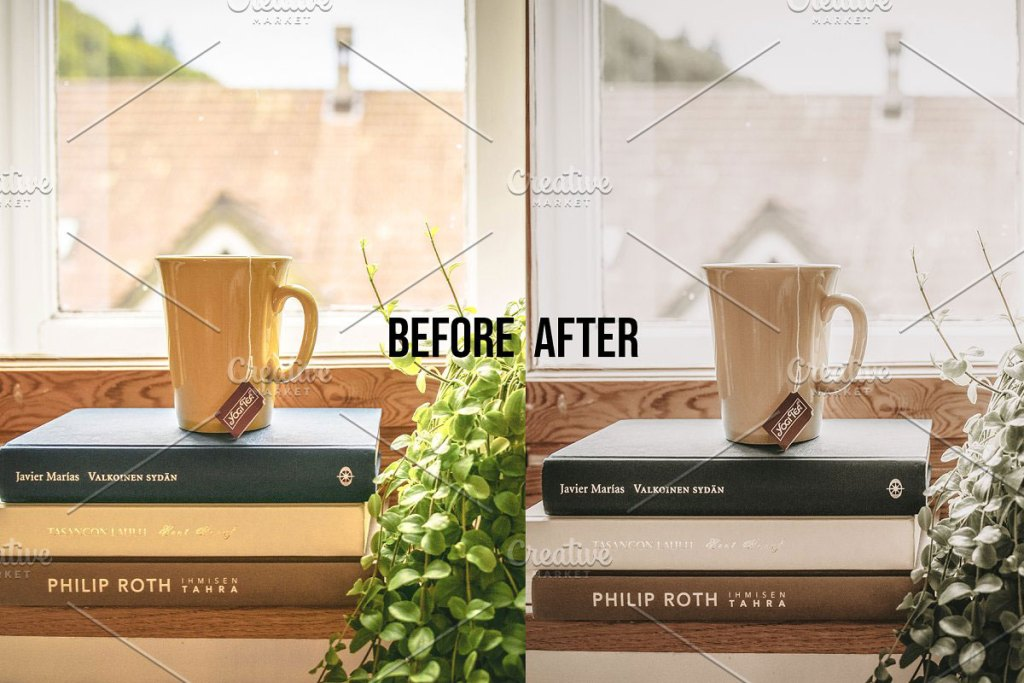 BOOKSTAGRAMMERS Presets 4876058.