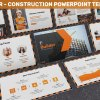 Builder – Construction Powerpoint Template PXYJYH2