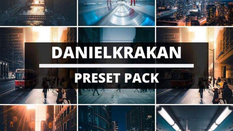 Danielkrakan Preset Pack - 10 Presets