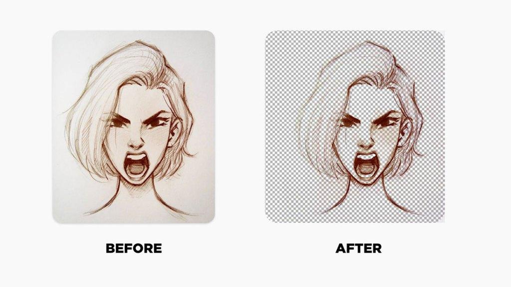 GraphicRiver Sketching Separator Photoshop Action 26309450.