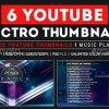 Youtube Thumbnail Templates – Trance Music Playlist Promote Artist 26937031