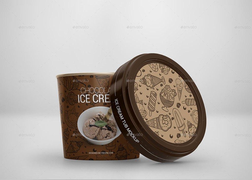 Ice Cream Cup Mockup 24467170 1