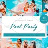 Lightroom Presets | Pool Party Theme 5039572