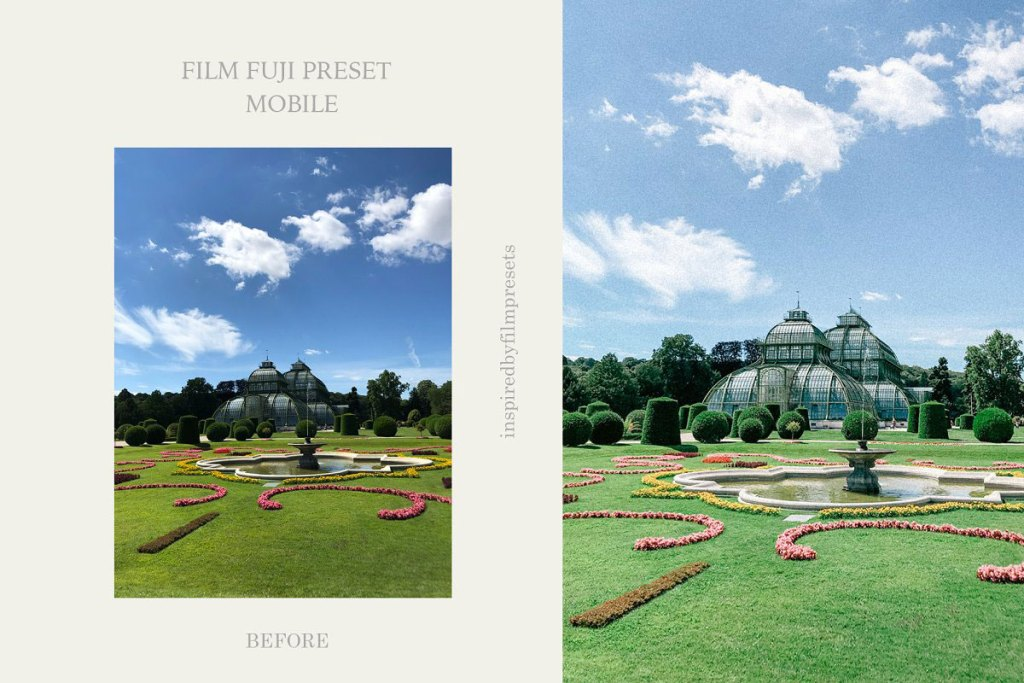 Mobile Lightroom Fuji Film Preset 4964770 Download