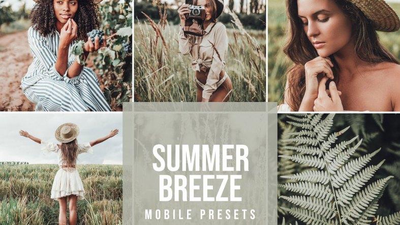 Mobile Lightroom Preset SUMMER 5051788