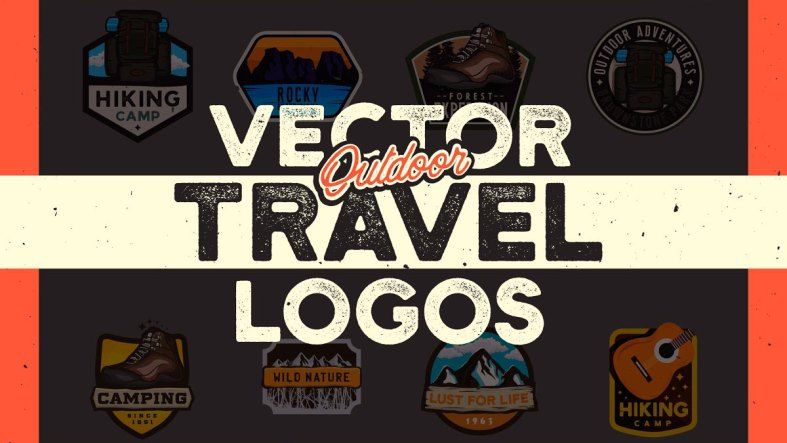 OoutDoor Travel Logos 2920343