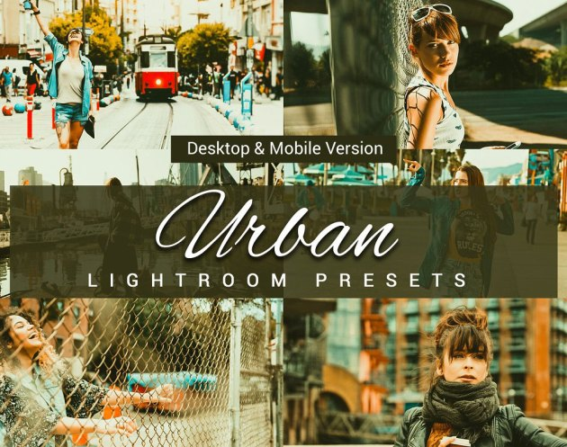 Urban Lightroom Presets 5157500