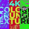 Videohive 5 Colored Grunge Textures 4k 26091740